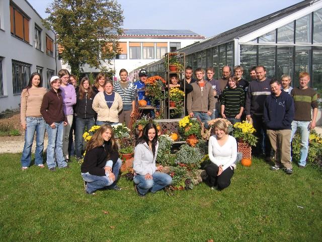 Berufsschule g rtner - Gartenbau regensburg ...