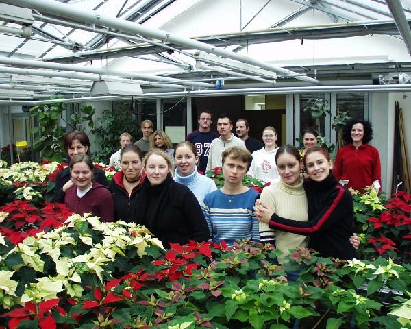 Berufsschule Gärtner